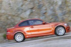 Hot new BMW 1 Series M Coupe revealed