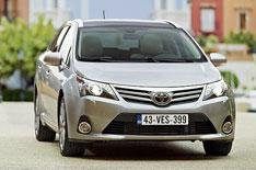 2012 Toyota Avensis review