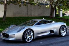 Jaguar C-X75 supercar canned