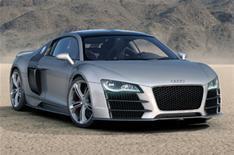 Audi's 493bhp diesel supercar