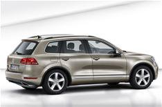 VW jumps on the hybrid powertrain