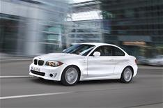 BMW's new all-electric 1 Series ActiveE