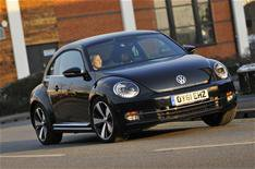 2012 VW Beetle review