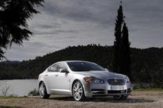 Jaguar XF: new diesels first drive