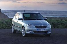 Skoda's eco-friendly Fabia and Roomster
