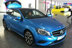 2012 Mercedes A-Class preview - updated