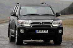 2012 Toyota Land Cruiser V8 review | What Car?