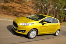 2013 Ford Fiesta 1.5 TDCi review