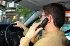 More motorists caught on mobiles