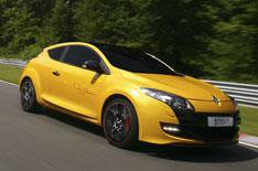 Megane Renaultsport Trophy revealed
