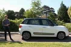 2013 Fiat 500L video review