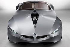 BMW shows the very fabric of a supercar