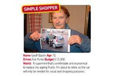 Simple shopper