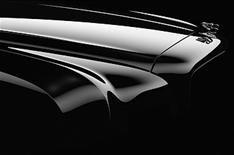 New Bentley saloon teaser