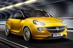 New Vauxhall Adam revealed