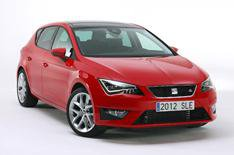 New 2013 Seat Leon unveiled