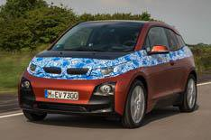 BMW i3 'can be upgraded'