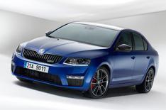 2013 Skoda Octavia vRS prices announced