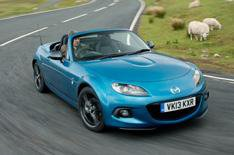 Mazda MX-5 limited edition now on sale
