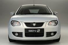 Proton updates Gen-2 small family car