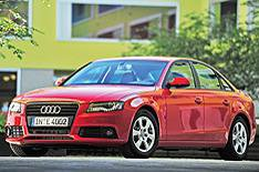 Green Audi A4 diesel launched