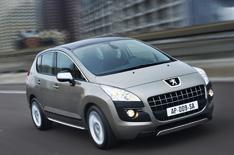 Peugeot's diesel hybrid