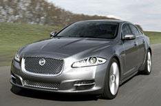 Jaguar XJ: Reader Test Team