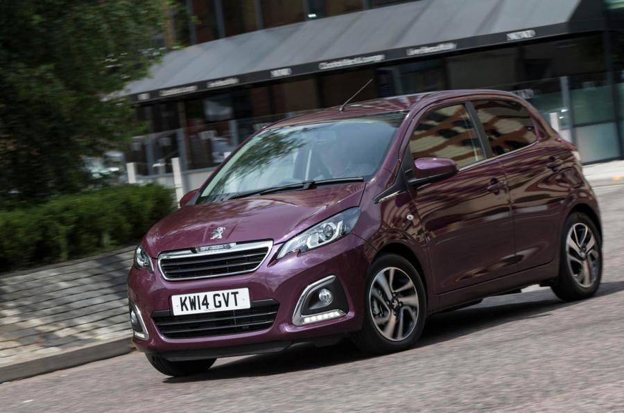 Deal of the Day: Peugeot 108