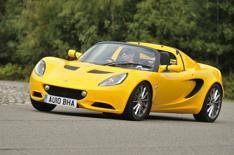 Lotus Elise 1.6 driven