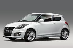 Suzuki Swift Sport unveiled