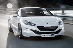 2013 Peugeot RCZ revealed