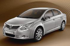 Prices announced for new Toyota Avensis