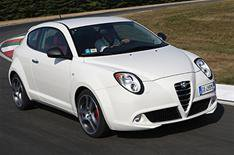 Alfa Romeo Mito Multiair driven