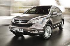 1998 honda cr-v ex recalls
