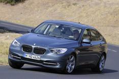 BMW 5 Series Gran Turismo driven