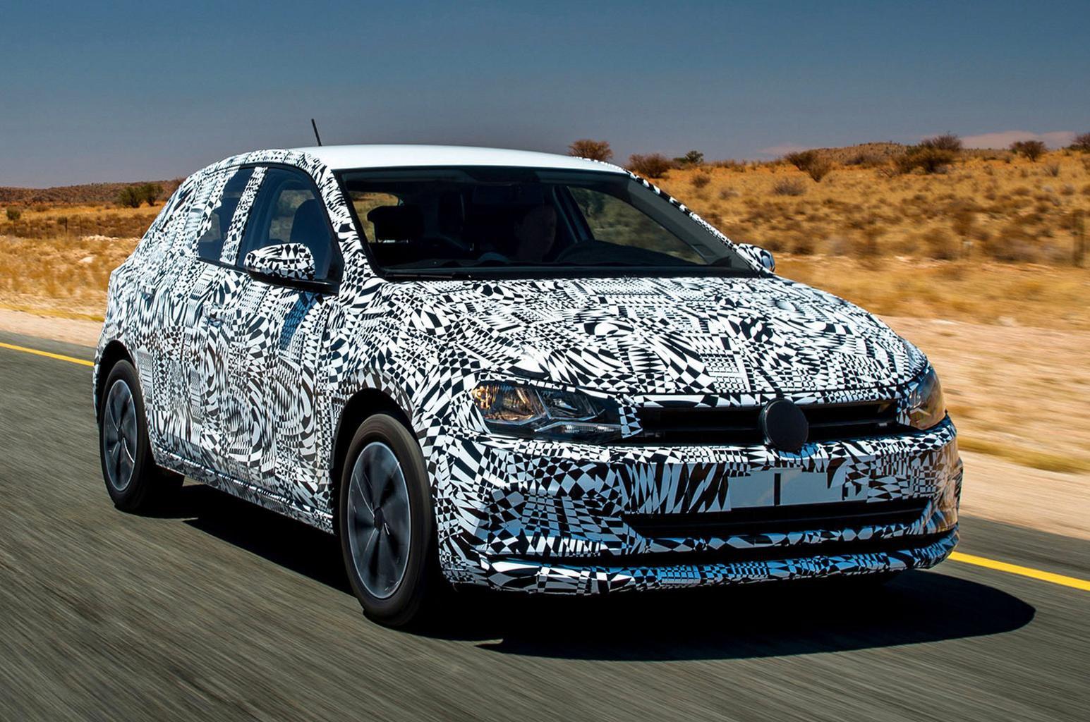 Volkswagen Polo prototype 2018 review