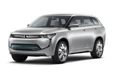 Mitsubishi's Tokyo electric concept cars
