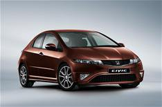 New look for Honda Civic