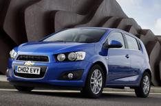 Chevrolet Aveo 1.3-litre diesel review