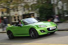Mazda MX-5 Black Limited Edition review
