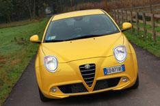 Alfa Romeo Mito twin-clutch driven