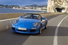 Porsche's three premieres at LA show