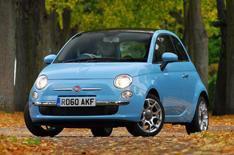 Fiat 500 MPV due in 2012
