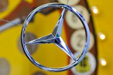 Auto-swerve Merc 'in five years'