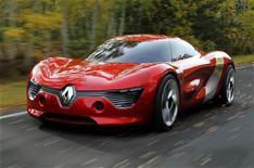Renault DeZir on video