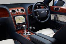 New tech and designs from Bentley
