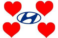 Hyundai: best loved, not biggest