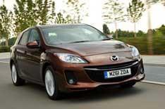 New Mazda 3 review
