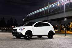 Mitsubishi ASX Black special edition