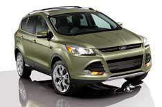 New Ford Kuga revealed